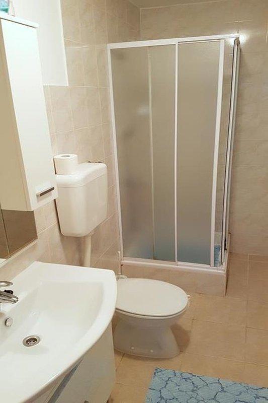 A1 Prizemlje (3): bathroom with toilet
