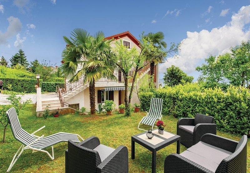 Dari A1(5) - Lovran, holiday rental in Liganj