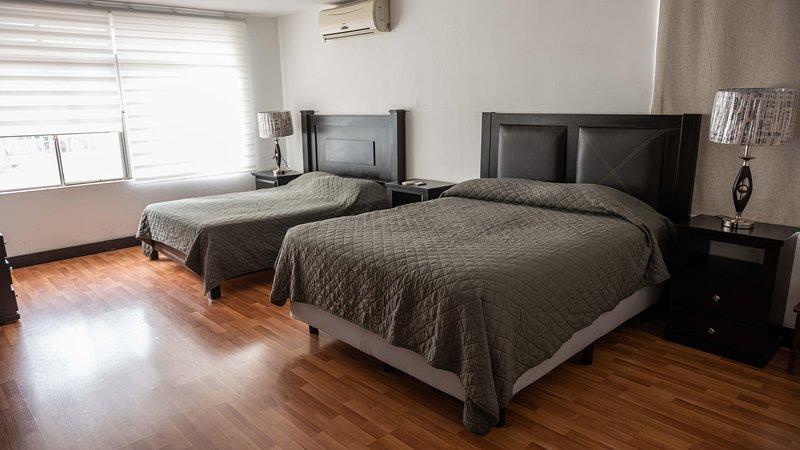 1 Departamento Para 4 Personas con Factura, holiday rental in Torreon