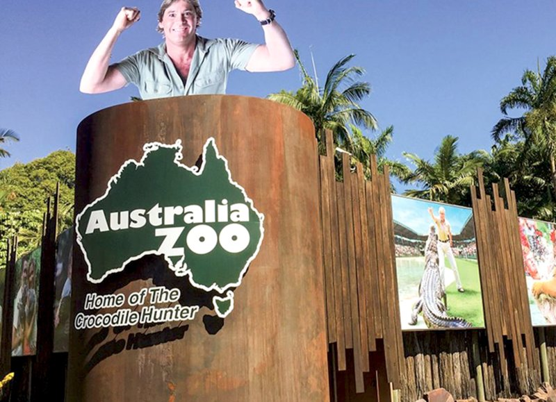 The world famous Australia Zoo only an hour away! Well worth the day trip!