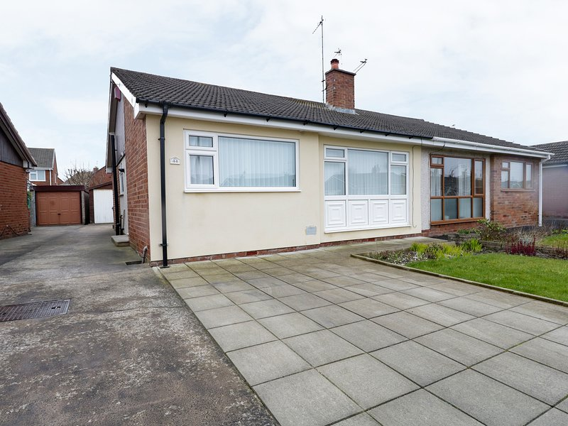 Travellers Rest, Blackpool, vacation rental in Fleetwood