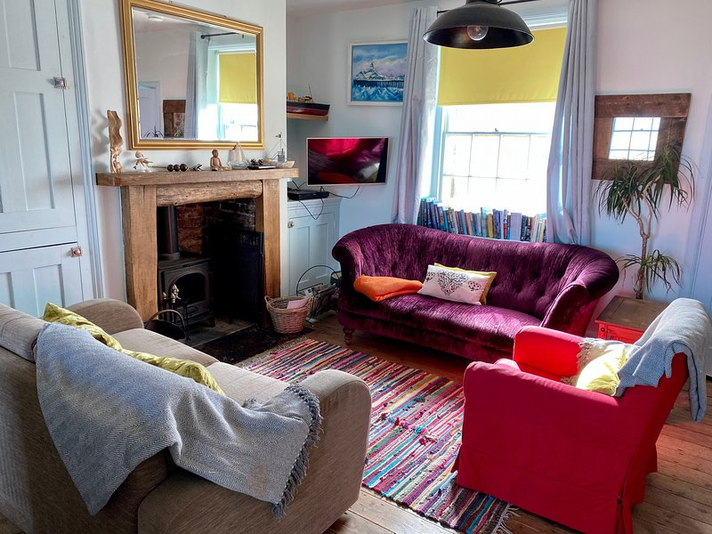 Coastguards Beach House, holiday rental in Rye