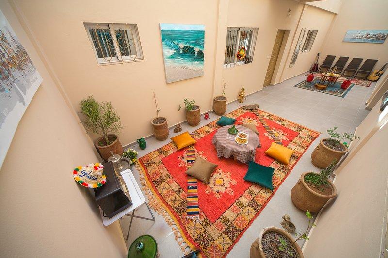 Dialcom Proche Du kasbah musee et studios de cinema, vacation rental in Ait Ben Haddou