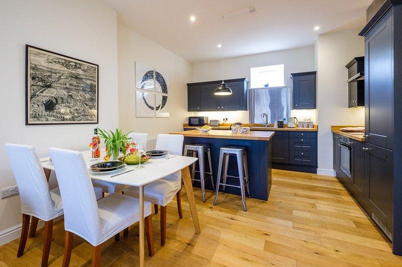 Leiston Apartment, casa vacanza a Knodishall