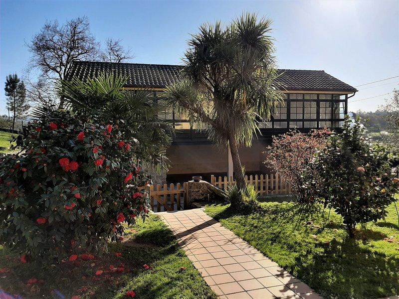 Casa Galipendre, A Estrada, en el corazón de Galicia, alquiler vacacional en A Estrada