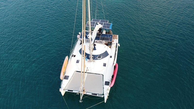 Catamaran privado en Marina Puerto Lindo, vacation rental in Portobelo