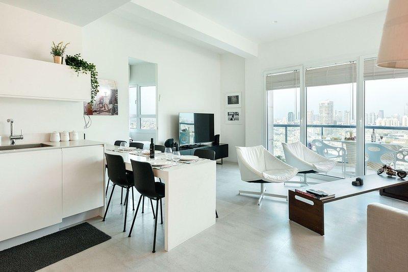Apartment Peace, alquiler de vacaciones en Lod