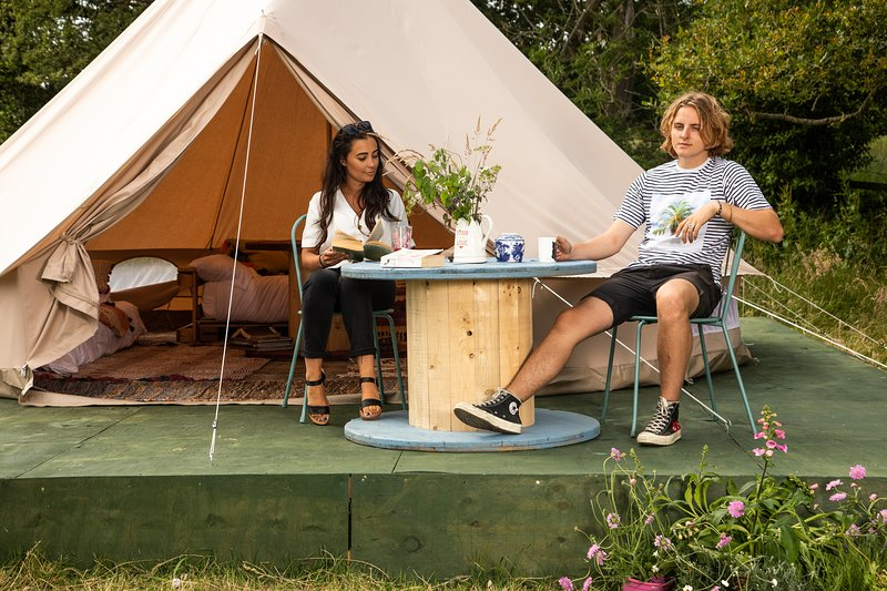 Dream Catcher Bell Tent, Love Zone, holiday rental in Catterick