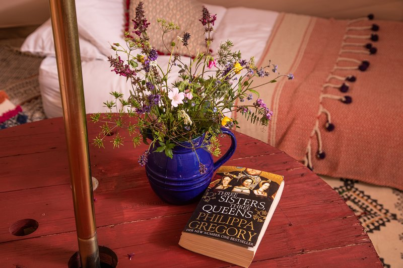 Tribal Moon Bell Tent - Love Zone, holiday rental in Catterick