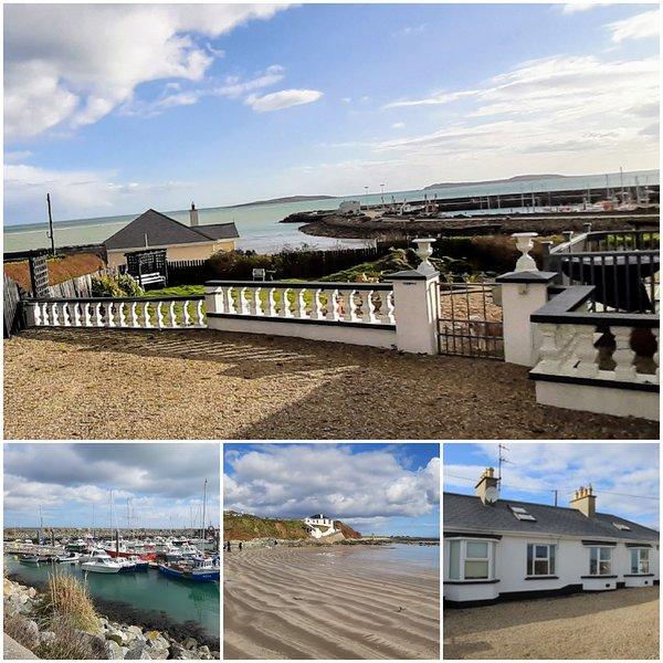 Kilmore Quay, Heron Cottage Private Access to Beach, location de vacances à County Wexford