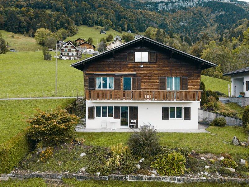 Chalet Biodola, alquiler vacacional en Reichenburg