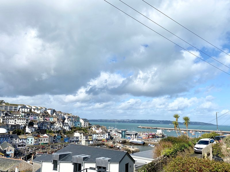 Winkle Cottage (Harbour & Sea Views), holiday rental in Brixham