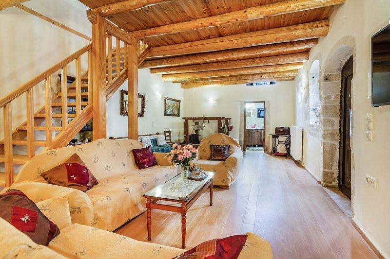 Traditional Stone House Rafael, aluguéis de temporada em Melidoni
