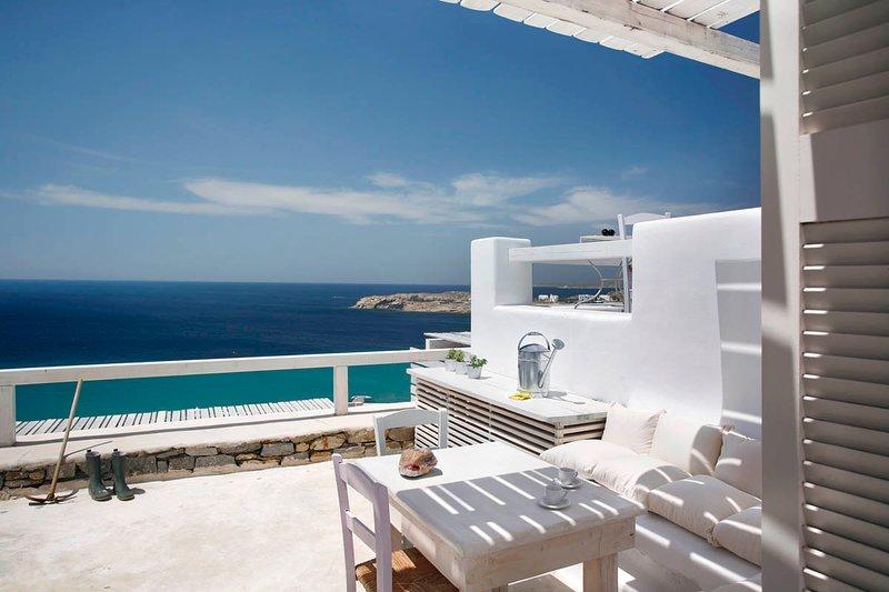 Votsalaki Resort Mykonos-Executive Studio 2, vacation rental in Paradise Beach