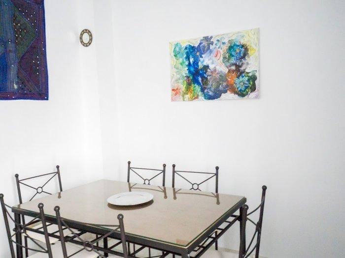 Homely apartment in Aire street Seville Center, vacation rental in Las Navas de la Concepcion