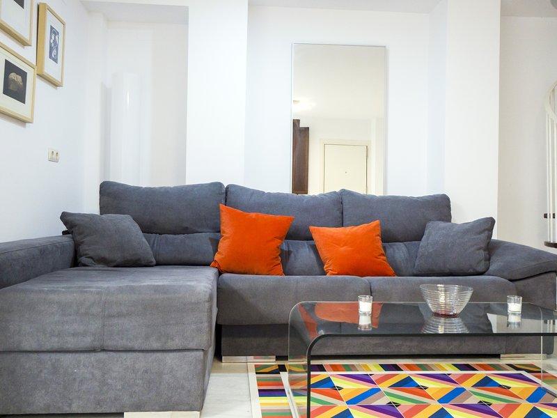 RentalSevilla Alfaqueque Spacious duplex in Seville Old town, aluguéis de temporada em Valencina de la Concepcion