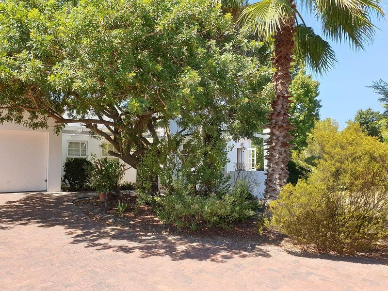 Peaceful house in the winelands, holiday rental in Trawal