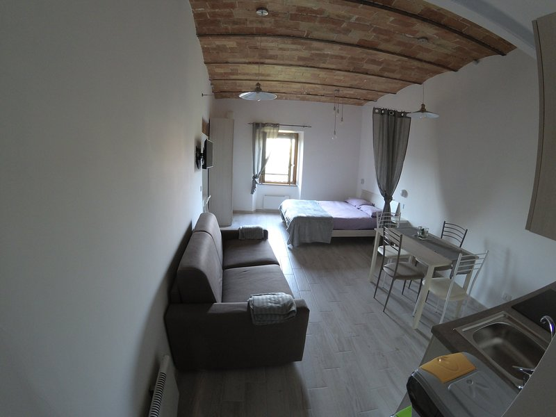 Alloggio Turistico Il Loft nel Borgo Sospeso, casa vacanza a Grotte Santo Stefano