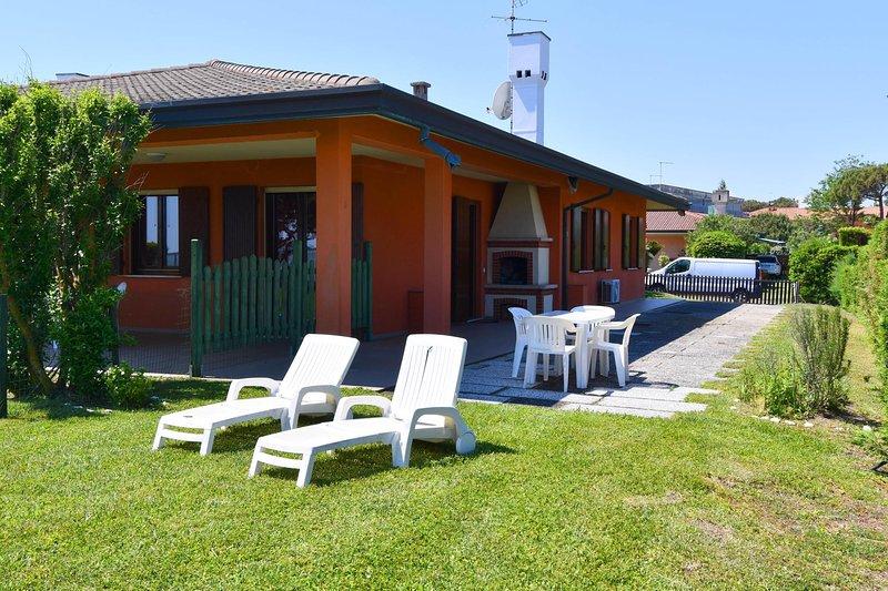IVE0301 Villa Vista Laguna 1, vacation rental in Porto Tolle