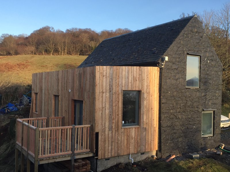 Mill House Steading, vacation rental in Acharacle