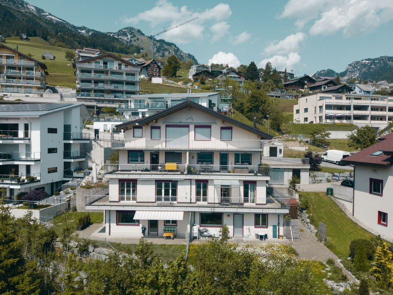 Apartment Alpenblick, location de vacances à Rapperswil