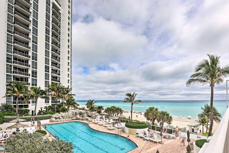 NEW! Sunny Isles Beach High Rise w/ Beach Access!, casa vacanza a Sunny Isles Beach