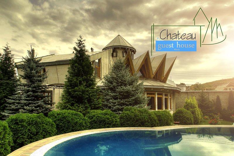 We offer you services for the accommodation in luxury private Chalet, aluguéis de temporada em Cazaquistão