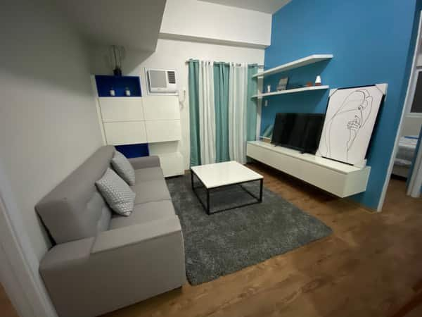 Amani Grand Cozy 2 Bedrooms T1519, holiday rental in Liloan