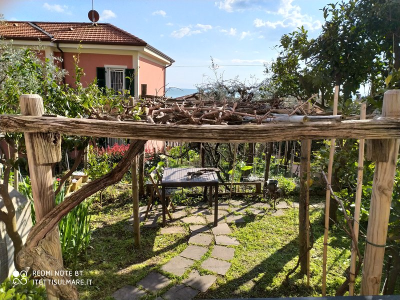 I Tetti sul Mare Casa Vacanze, holiday rental in Tellaro