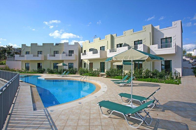 Aptera Paradise Apartment 1, holiday rental in Aptera