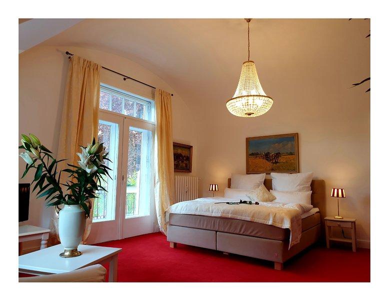 Suite Royal at the Museumsberg, location de vacances à Flensbourg