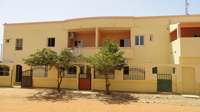 Dembancané, maison d'hôtes, location de vacances à Matam Region