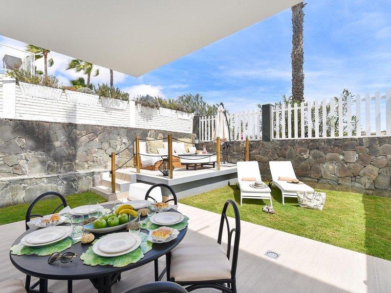 Maspalomas Beach Apartment La Charca III, aluguéis de temporada em Costa Meloneras