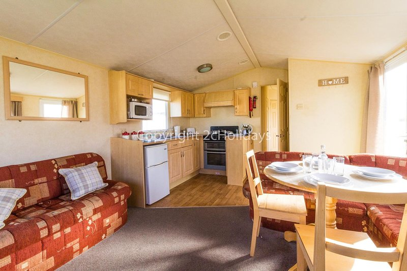 The perfect place to dine with your family in this self-catering holiday!