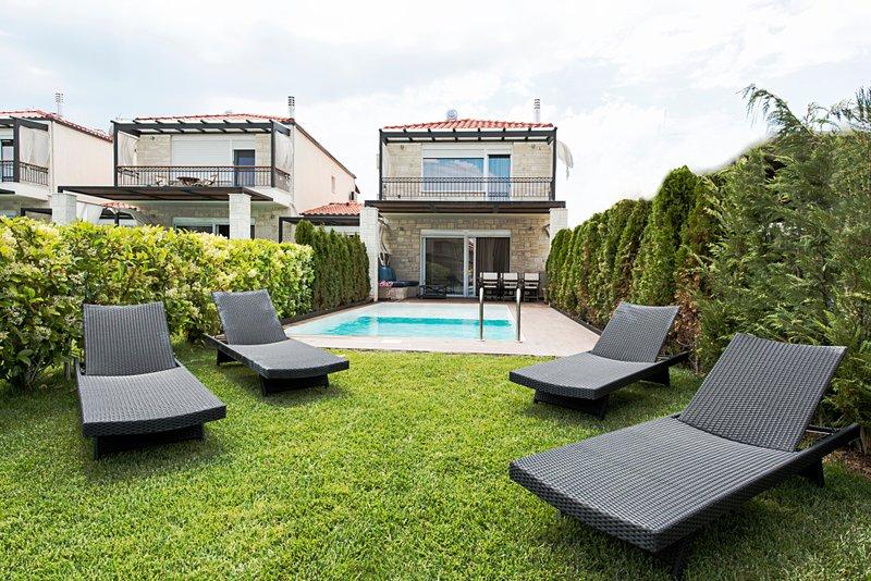 Villa Illios Family 2, casa vacanza a Nea Skioni