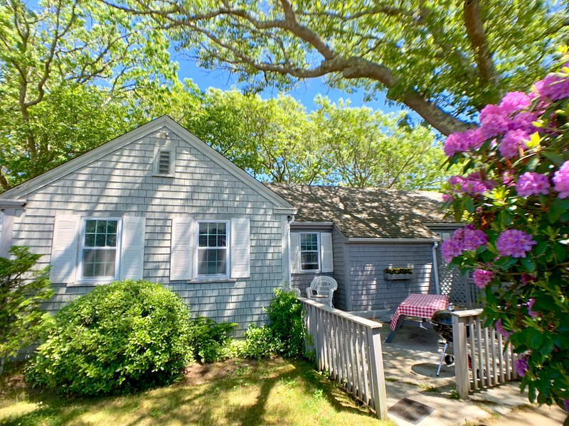 Charming Cape Cod cottage just steps from the beach