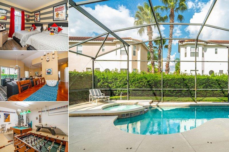 1039THB- Casa Tuscana (S), location de vacances à Polk City