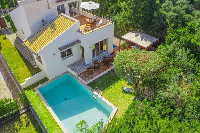 Villa Bonaire Sky / Villa Carmen, location de vacances à Alcudia