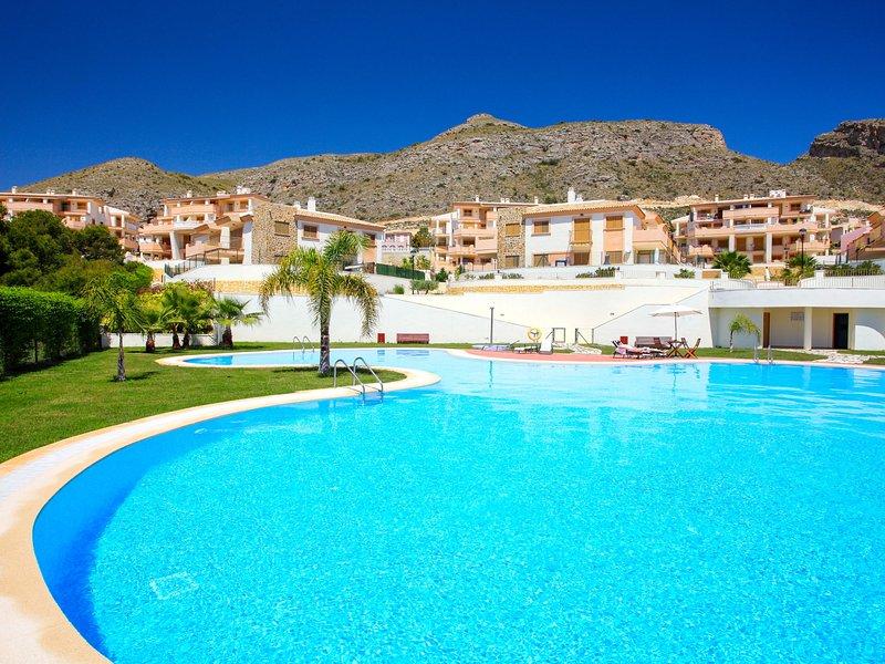 Los Cerezos, holiday rental in Finestrat