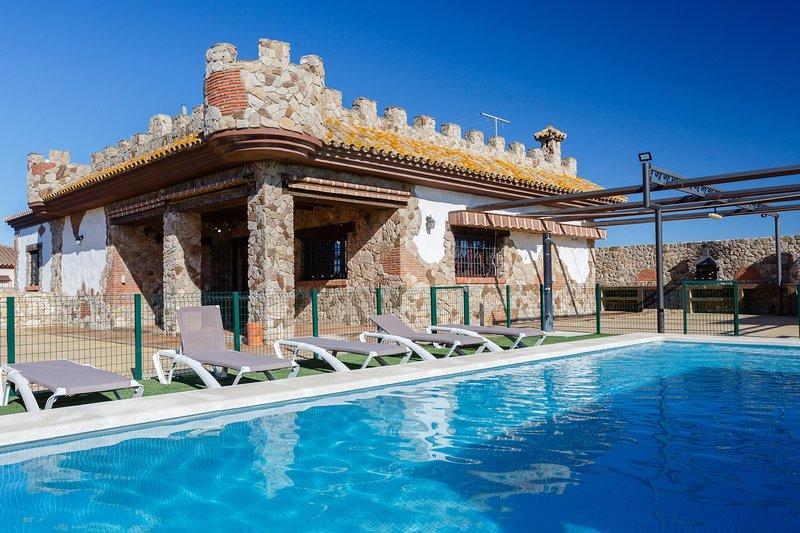 CASA RURAL 'EL CASTILLITO', holiday rental in Medina-Sidonia
