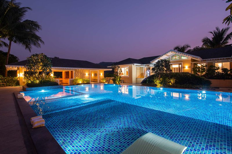 Amara Villa by Vista Rooms, aluguéis de temporada em Raigad District