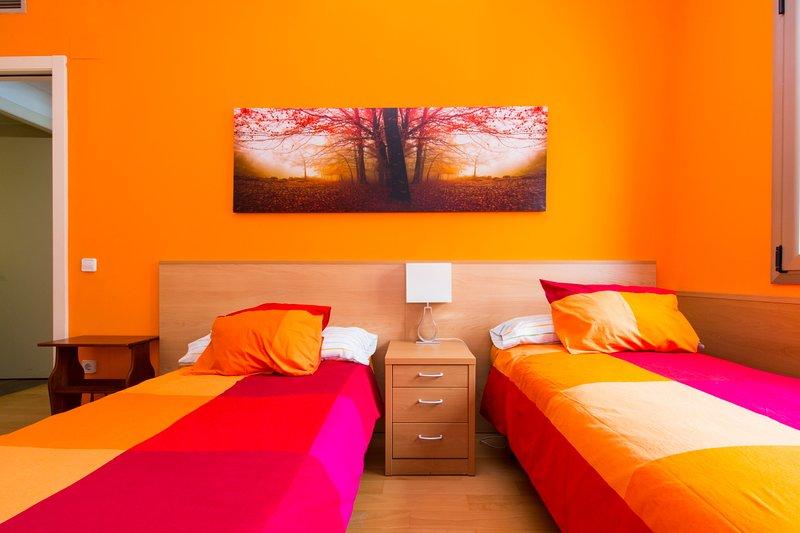 Casas y campings Sonia (Apartamento), vacation rental in Calella