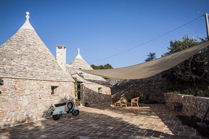 Tenuta Mastricale è il posto ideale per momenti di relax tra i Trulli ed il mare, holiday rental in Putignano