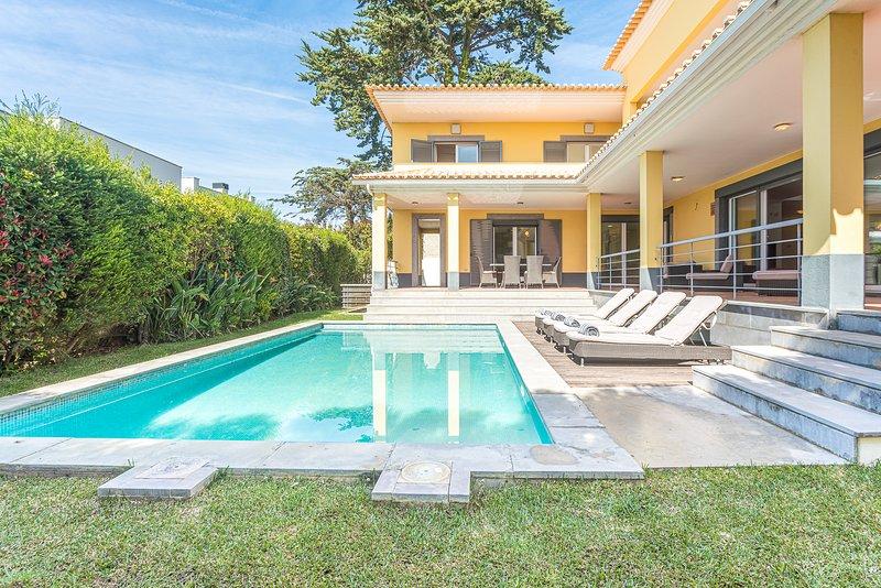 Villa Belga Queen - New!, aluguéis de temporada em Malveira da Serra