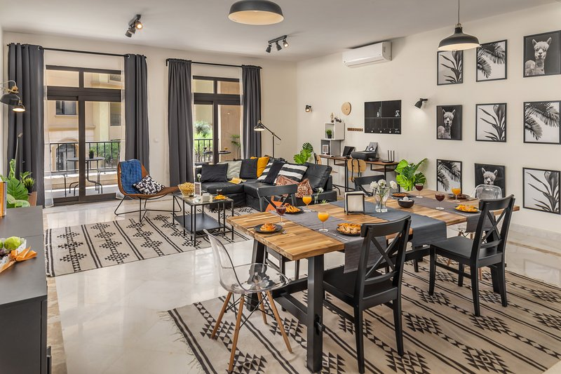 Cairoom - Mivida 101, location de vacances à Al Rehab