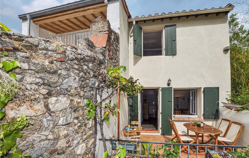 Awesome home in Ceret with WiFi and 2 Bedrooms (FLP147), Ferienwohnung in Ceret