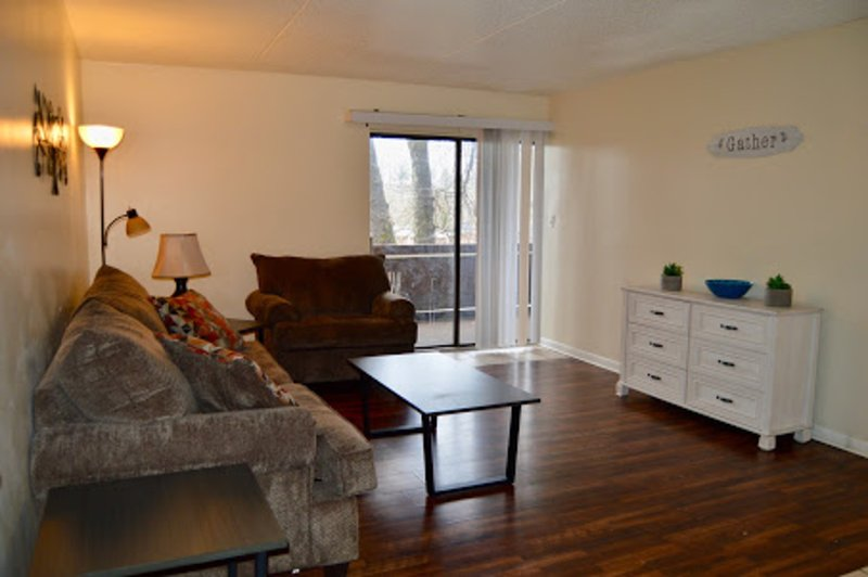 Apartment living 2 bed and bath, holiday rental in Rossville