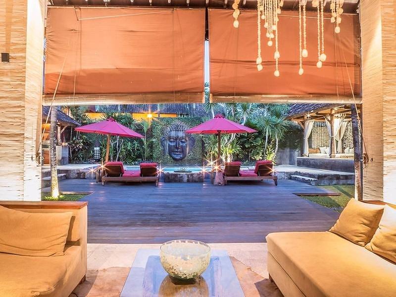 4 bedroom The Camilia Homes Bali, holiday rental in Pemecutan Klod