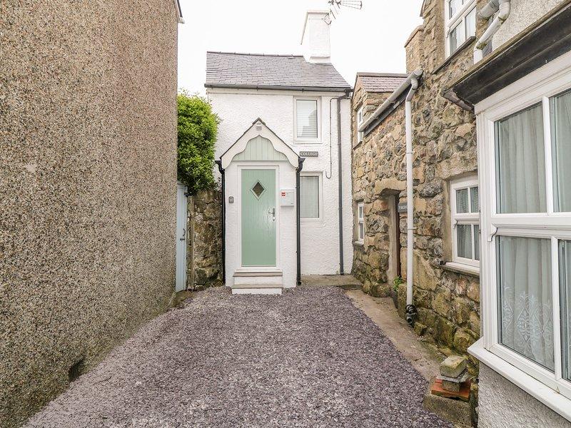 College Cottage, Nefyn, location de vacances à Boduan