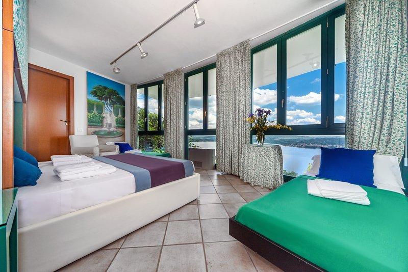 Suite Contessa -Lago Maggiore-, holiday rental in Fosseno